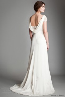 Temperley, Cap Sleeve Gown And Bridal On Emasscraft Org