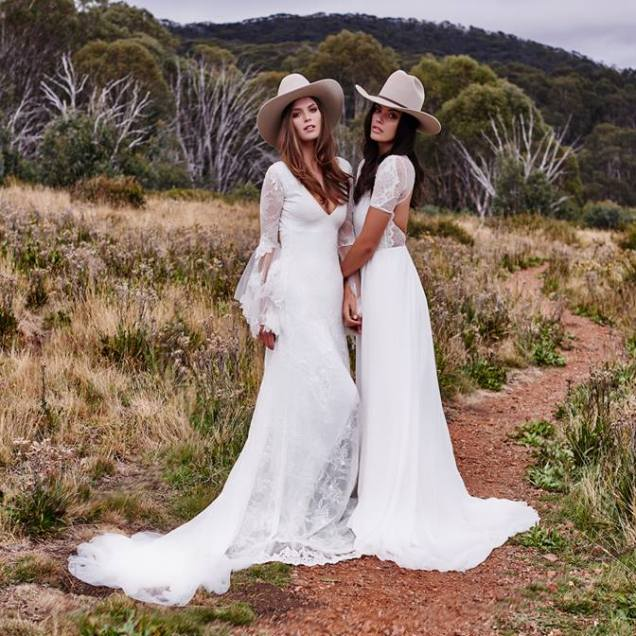 The Simple Design Of A Rustic Wedding Dresses — Wedding Ideas