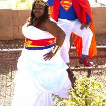 This Couple Had A Superhero Wedding And It's The Sweetest Thing