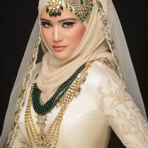 Top Bridal Hijab Styles In The World