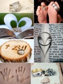 Unique Wedding Ring Ideas