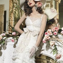 Vintage Mexican Style Wedding Dresses