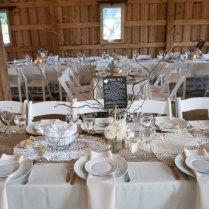 Wedding Decoration Ideas Rustic Burlap Wedding Decorations With