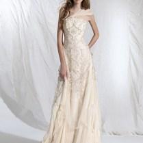 Wedding Dress Earthy Bohemian Wedding Gowns Earthy