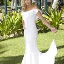 Wedding Dress For The Beach Hawaii