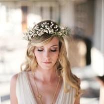 Wedding Flower Headpieces