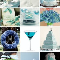 Wedding Ideas Tiffany Blue With A Touch Of Bling!