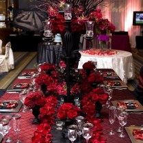 Wedding Ideas Black And Red