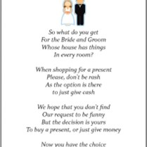 Wedding Invitation Poems 50th Wedding Anniversary Humorous Poems