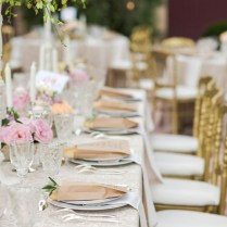 Wedding Place Setting Ideas For A Warm And Welcoming Reception