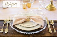 Wedding Place Setting Ideas