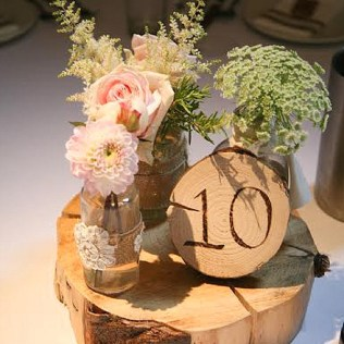 Wedding, Table Numbers And September On Emasscraft Org