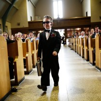 Wedding Trend Ringbearer – Head Of Ring Security – Ottawa Wedding