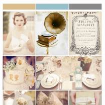 Wedding Trends} The Great Gatsby Inspired Wedding Ideas