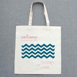 Wedding Welcome Bag Card Wording