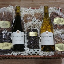 Wine And Pecan Basket