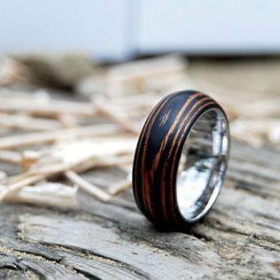 Wood Wedding Rings For Men
