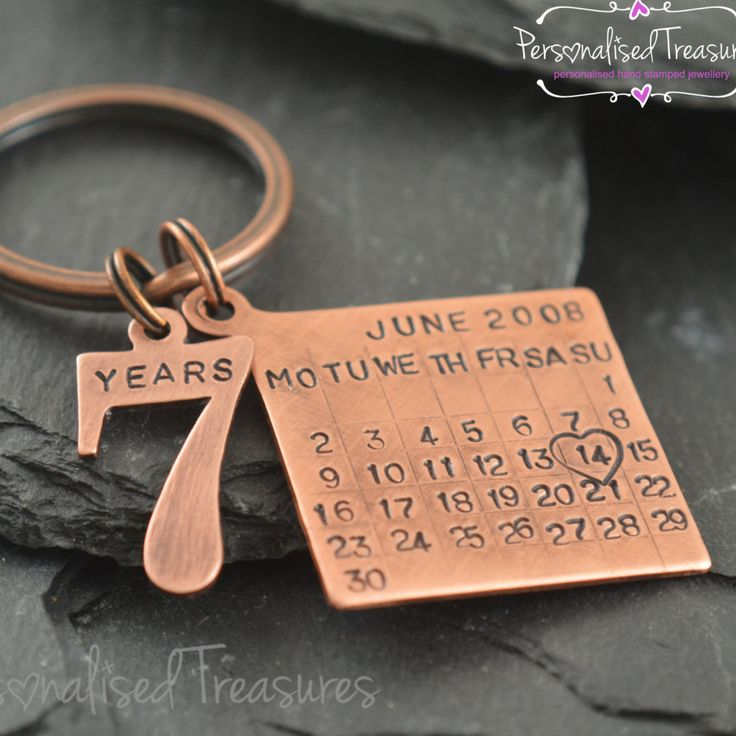 7th Wedding Anniversary Gifts For Husband