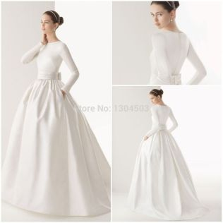 1000 Ideas About Boat Neck Wedding Dress On Emasscraft Org