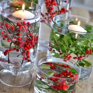 1000 Ideas About Christmas Wedding Centerpieces On Emasscraft Org