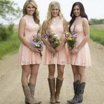 1000 Ideas About Country Bridesmaid Dresses On Emasscraft Org