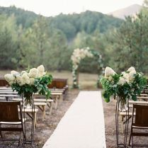 1000 Ideas About Outdoor Wedding Aisles On Emasscraft Org