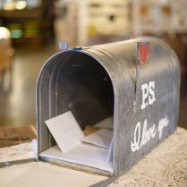 1000 Ideas About Wedding Mailbox On Emasscraft Org