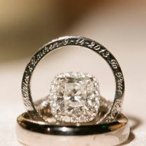 1000 Ideas About Wedding Ring Engraving On Emasscraft Org