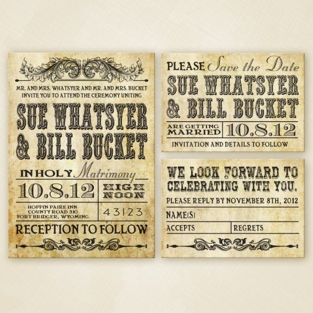 1000 Ideas About Western Wedding Invitations On Emasscraft Org