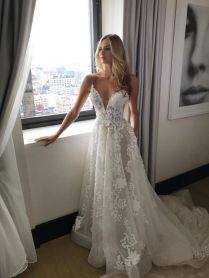 1000 Ideas About White Lace Wedding Dress On Emasscraft Org