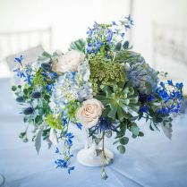 1000 Images About Blue Centerpieces On Emasscraft Org
