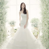 1000 Images About Korean Wedding Gown Bridal Collection On