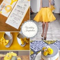 1000 Images About Platinum Yellow Wedding Ideas On Emasscraft Org