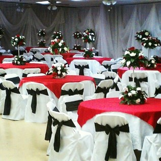1000 Images About Wedding Ideas For Black Silver Red White Color