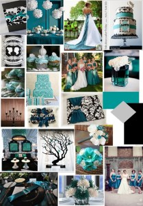 1000 Images About Wedding Theme Turqouise & Charcoal On