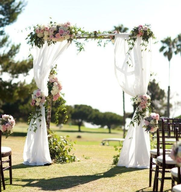 17 Best Ideas About Wedding Ceremony Arch On Emasscraft Org