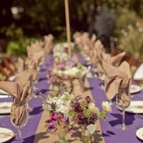 17 Best Images About Purple Burlap & Lace Wedding On Emasscraft Org