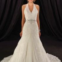 17 Images About Halter Wedding Dresses On Emasscraft Org