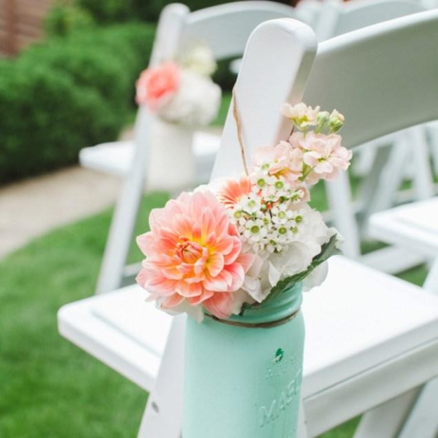 19 Mason Jar Wedding Ideas