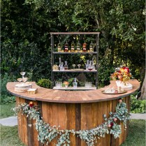 20 Creative Wedding Food Bar Ideas For Your Big Day
