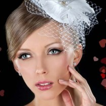 28 Marvelous Short Wedding Hairstyles With Veil – Kcbler Com