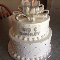 35th Wedding Anniversary Cake Topper – Organization Of Wedding Blog