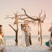 40 Great Ideas Of Beach Wedding Arches