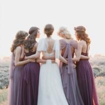 45 Plum Purple Wedding Color Ideas