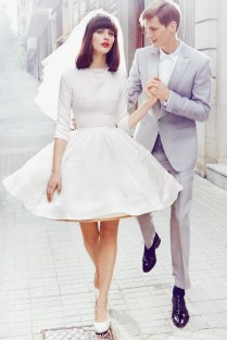 51 Beautiful City Hall Wedding Dress Details You'll Swoon Over