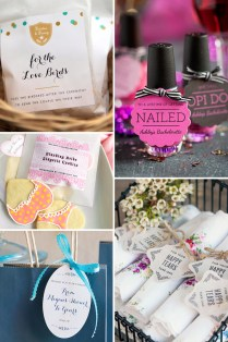 5 Funny Wedding Favor Ideas
