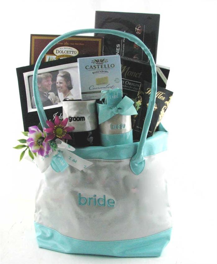 Wedding Night Basket Ideas: Wedding Basket Ideas For Bride And Groom