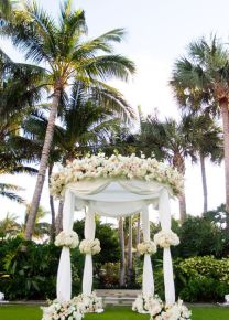 5 Tips To Decorate Your Outdoor Wedding