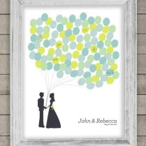 6 Creative Wedding Guest Book Alternatives