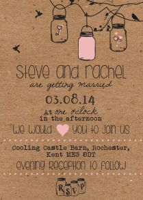 78 Best Ideas About Personalised Wedding Invitations On Emasscraft Org